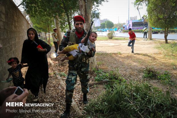 تروریستهای الاحوازیه رابشناسید/ حمایت قاهره و ریاض از جداییطلبان
