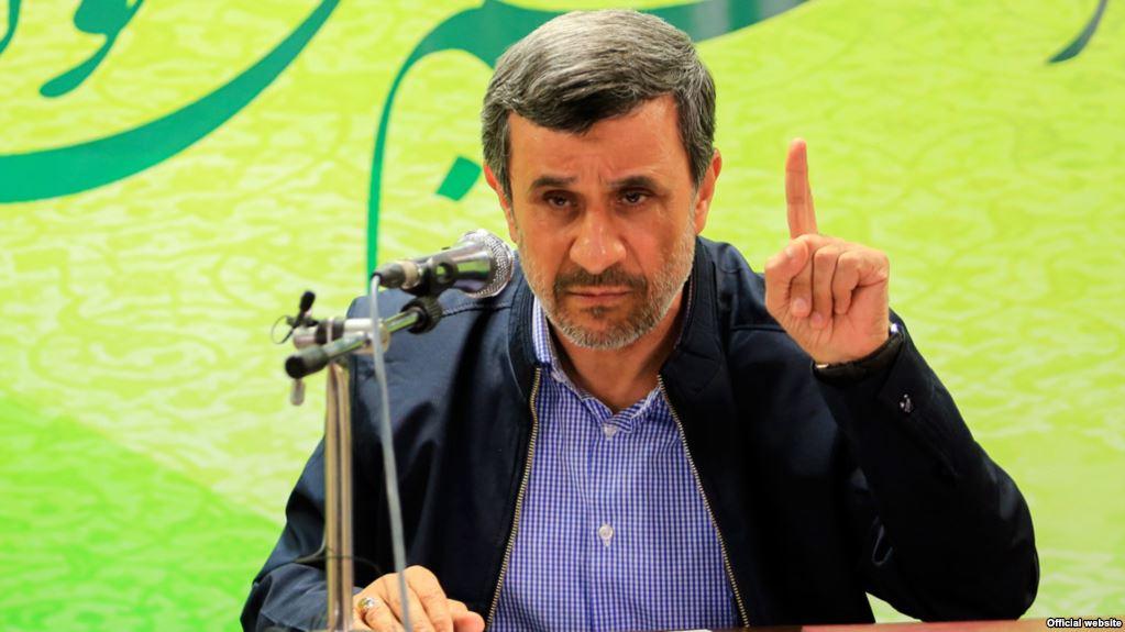 احمدی نژاد: رئیس اطلاعات سپاه تعادل ندارد و کار او پروندهسازی است