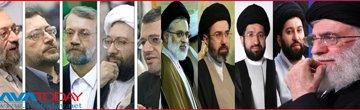 هزاردستان حاکم بر ایران