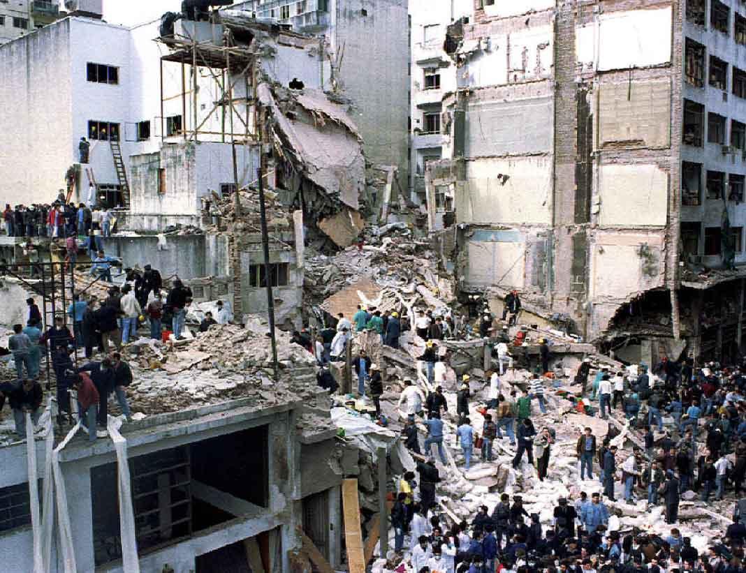 تروریسم، شناسه جمهوری اسلامی