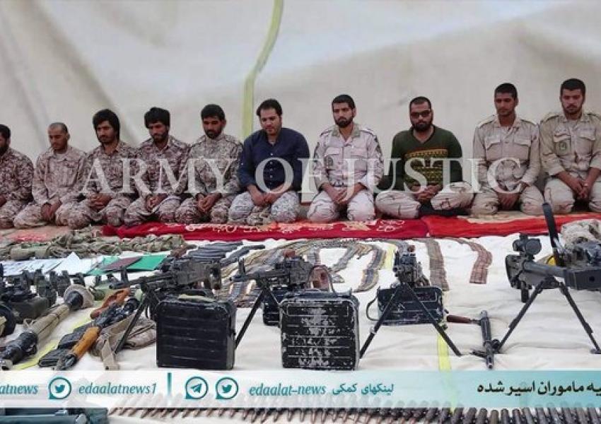 گروگانگیری جیش العدل و دروغپردازی خبرگزاری جمهوری اسلامی , عبدالستار دوشوکی
