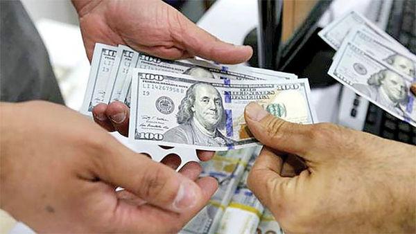 شاخص ارزی به کانال ۱۰ هزار تومان نزول کرد, ریزش مرز روانی در بازار دلار