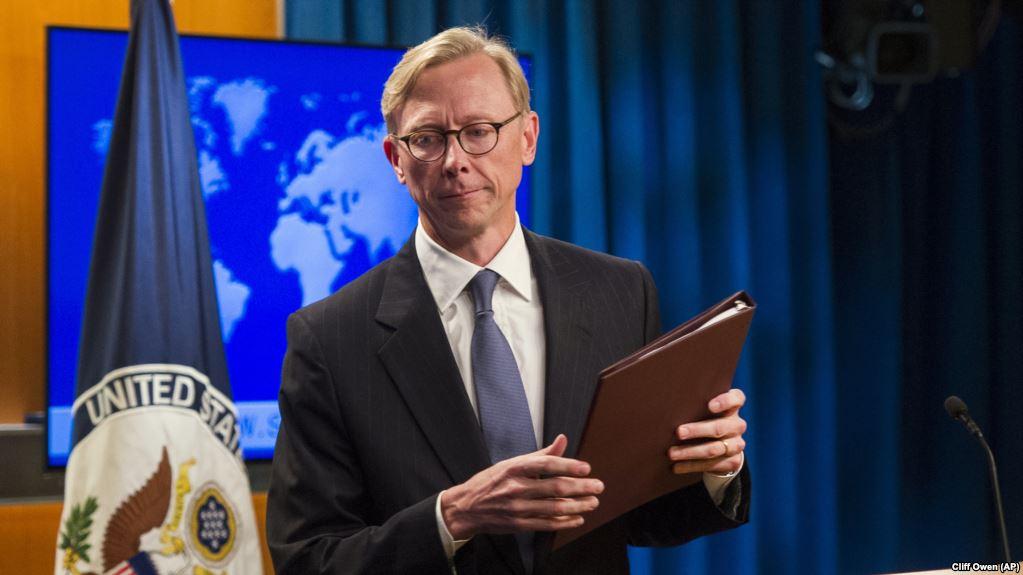 برایان هوک: در حال کار روی موضوع اخراج فرزندان مقامات جمهوری اسلامی از آمریکا هستیم