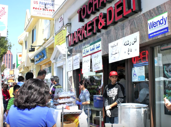 لس آنجلس تایمز :بازگشت تحریم ها چه بر سر ایرانیان لس آنجلس آورد؟