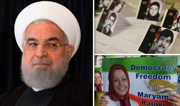 گزارش اکسپرس: اسرار خون آلود، افشای جنایات هولناک جمهوری اسلامی