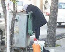 زبالهگردی زنان شغل غیررسمی انبوه بیکاران در جمهوری اسلامی