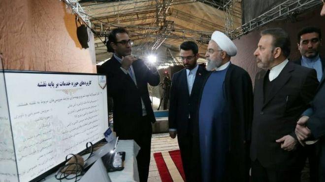 انتقاد حسن روحانی از محدودیت در فضای مجازی: در ایران رسانه آزاد نداریم
