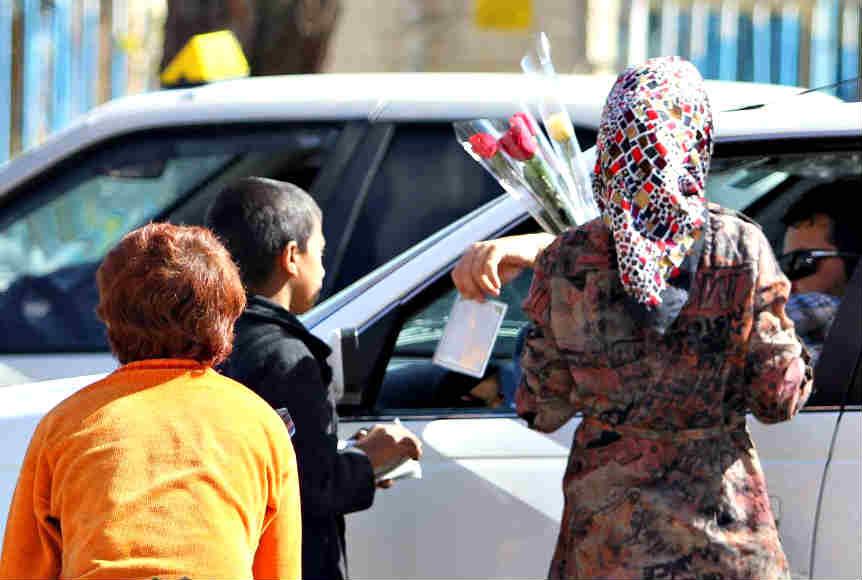 وضعیت اسفناک کودکان کار در ایران