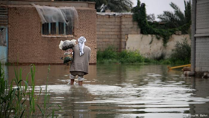 آسیب سیل در ایران: ۷۶ کشته و ۲۰ هزار میلیارد تومان خسارت