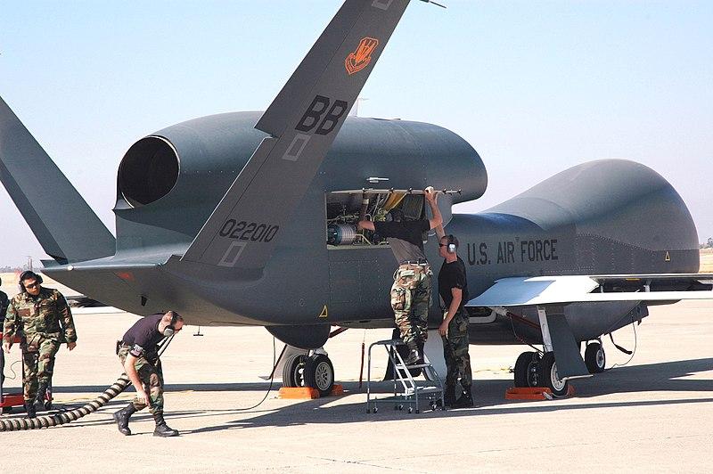 سپاه: سرنگونی پهپاد آمریکایی در جنوب ایران