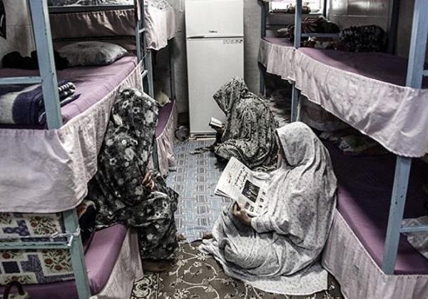 «جرم ۸۵ درصد زندانیان زن حمل مواد مخدر است»
