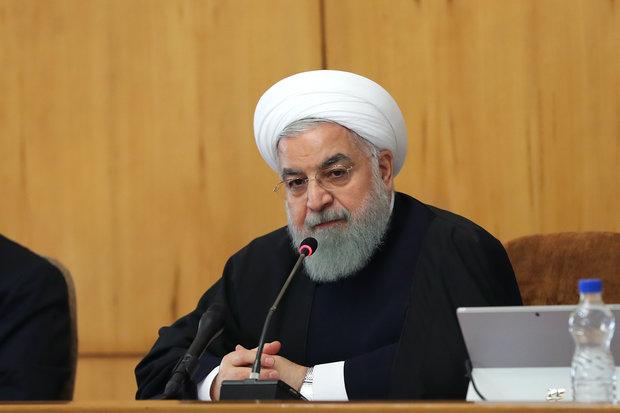 روحانی :انگلیس تبعات توقیف نفتکش ایرانی را بعدا میفهمد