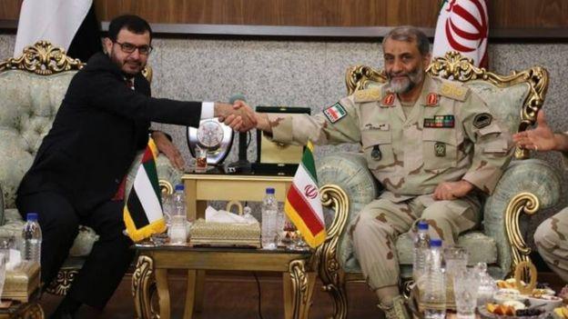 آیا امارات به سوی ایران چرخیده؟