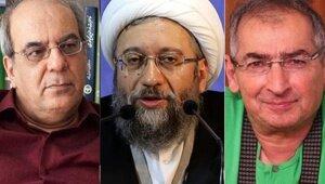 دلایل تاختن به برادران لاریجانی از نگاه عباس عبدی و زیباکلام