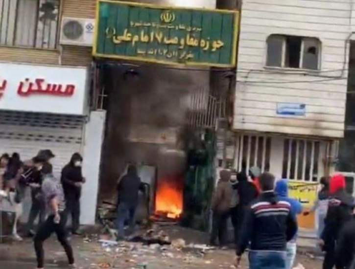 انقلاب مشترک ملتهای ایران، عراق و لبنان علیه «شرم تاریخ معاصر» در کهنترین کشور منطقه