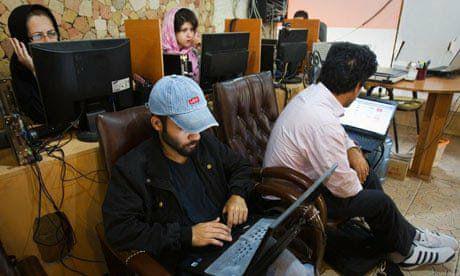 «اینترنت زغالی» در روزهای بنزینی