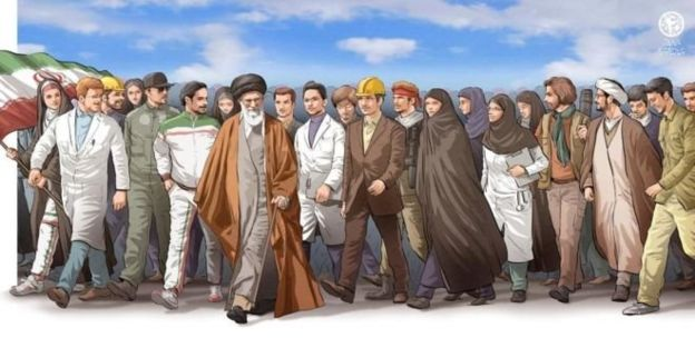 مرد سایه تغییرات کتابهای درسی ایران کیست؟