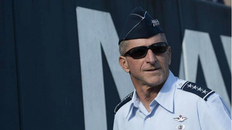 دیوید گلدفین, ژنرال آمریکایی در خلیج فارس: وقت آشتی هماکنون است نه وقتی که موشک یا پهپاد ایران در راه است
