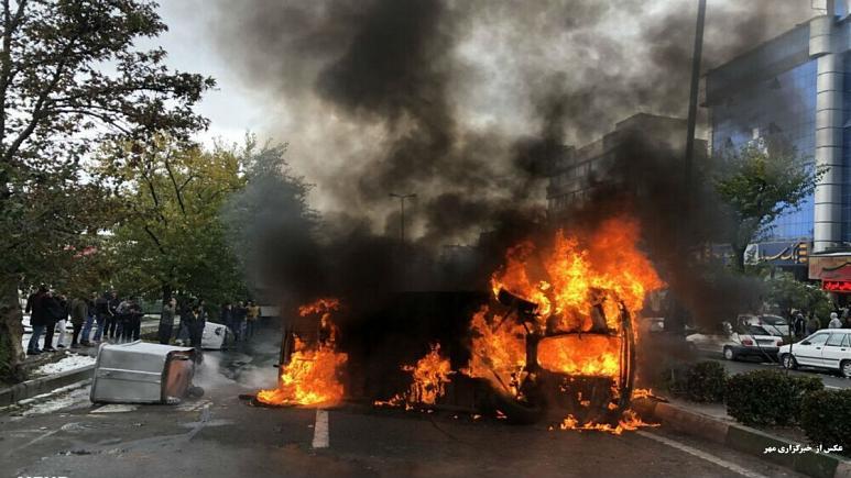 سعید پیوندی؛ چگونه میتوان سرکوب اعتراضات ایران را «غیرممکن» کرد؟