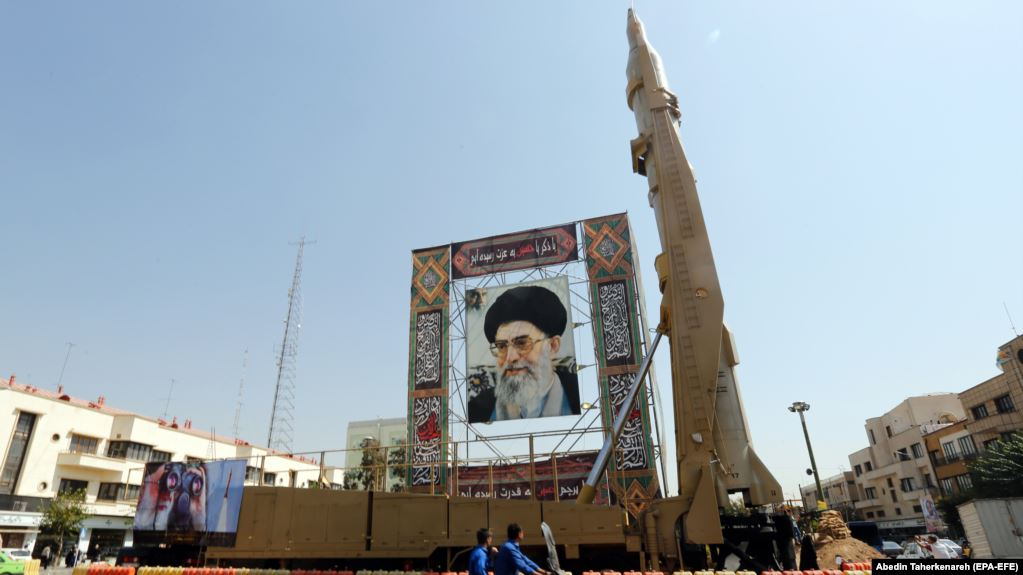 گزارش پنتاگون: زرادخانه موشکی ایران بزرگترین در خاورمیانه