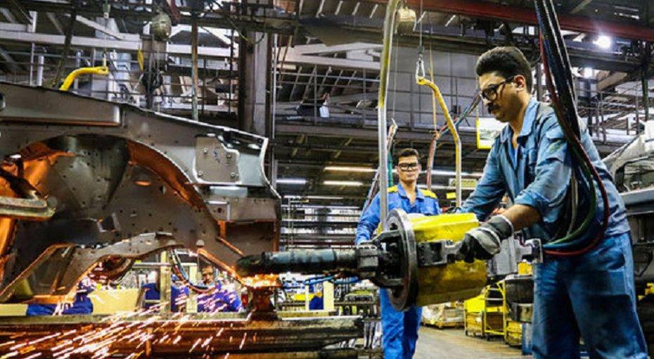 چرخ تولید در ایران چگونه به گل نشسته است