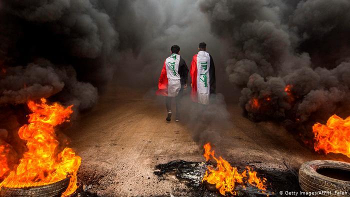 چرا عراقیها علیه جمهوری اسلامی به پا خاستهاند؟