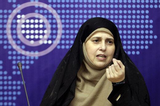 آخرین نطق پروانه سلحشوری در مجلس ایران جنجال آفرید, چگونه منِ وکیل مردم، کشته شدن جوانان میهنم را برتابم/باور کنیم به پایان فصل سرد نه به آغاز آن