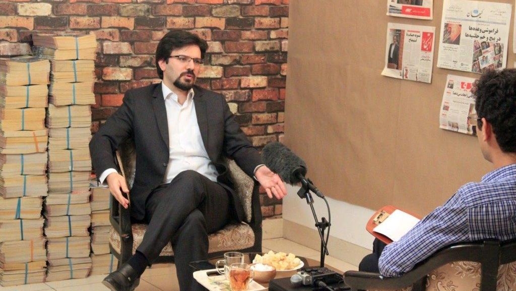 یاشار سلطانی: انتخاباتی که کسی مانند قالیباف با پرونده ۱۴ هزار میلیاردی در آن باشد انتخابات نیست