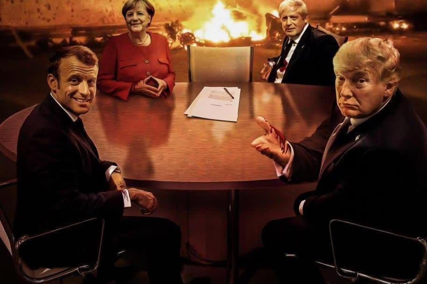 ایران با «جنتلمنهای پشت میز» مذاکره میکند؟ زمانی که پوسترهای «صداقت آمریکایی» طراحی میشد، مذاکرات محرمانه در جریان بود