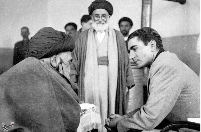 اشتباه سياسی شاه و به قدرت رسیدن روحانیون ,محمود روغنی