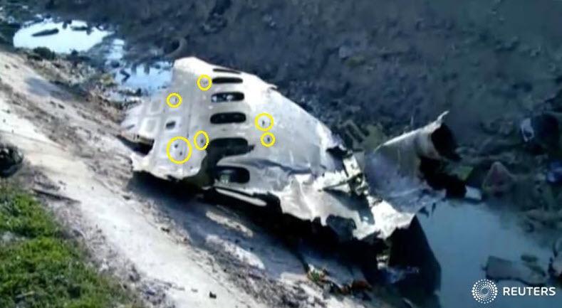 ستاد کل نیروهای مسلح جمهوری اسلامی ايران: هواپیمای مسافربری اوکراین به طور غیر عمد هدف قرار گرفت, بیانیه حسن روحانی در همین مورد