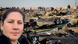 تئوری هایی جدید در مورد علت سقوط بوئینگ اوکراینی، فرزانه روستایی