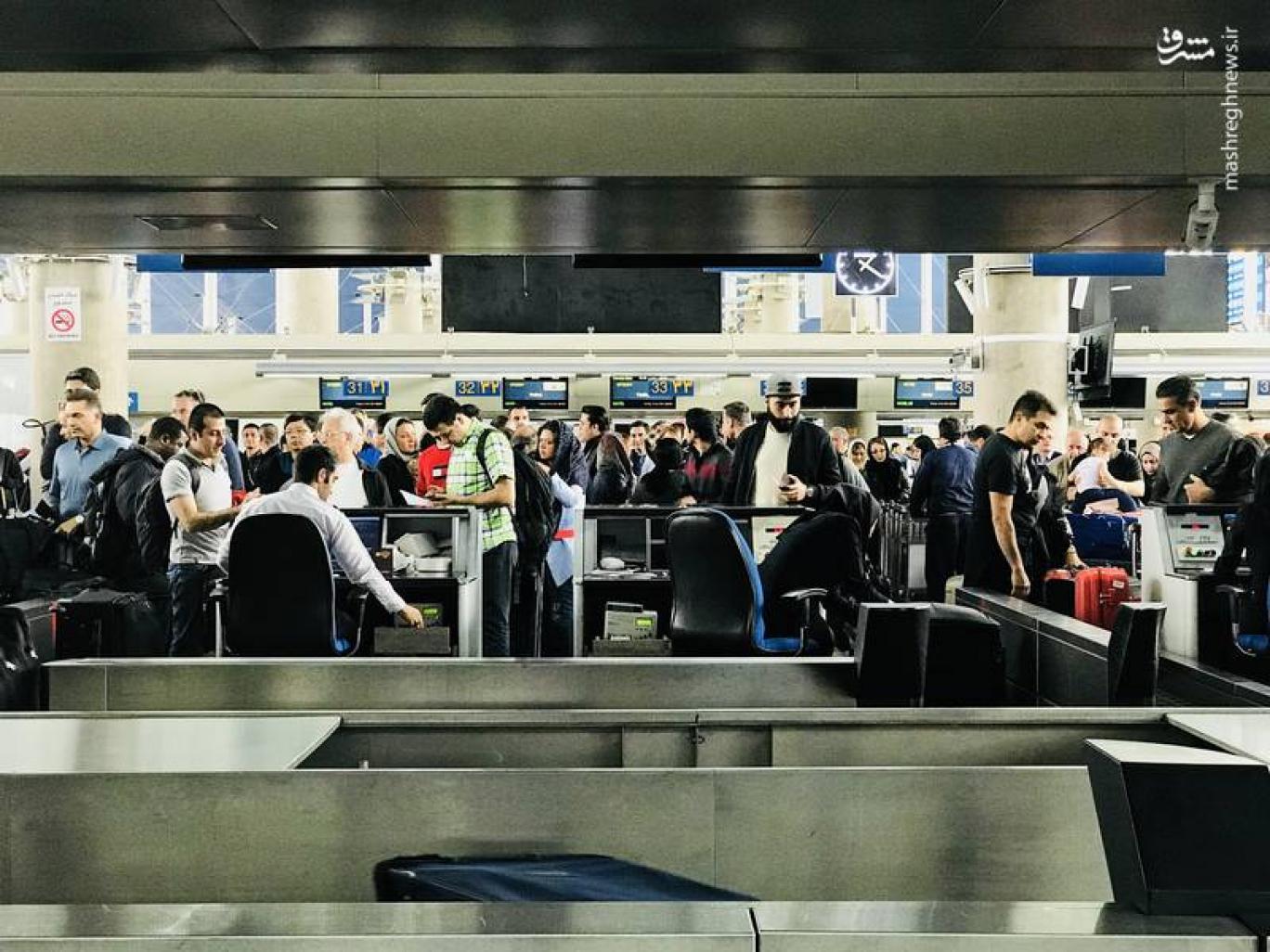 پنج موج مهاجرت از ایران در دوران جمهوری اسلامی