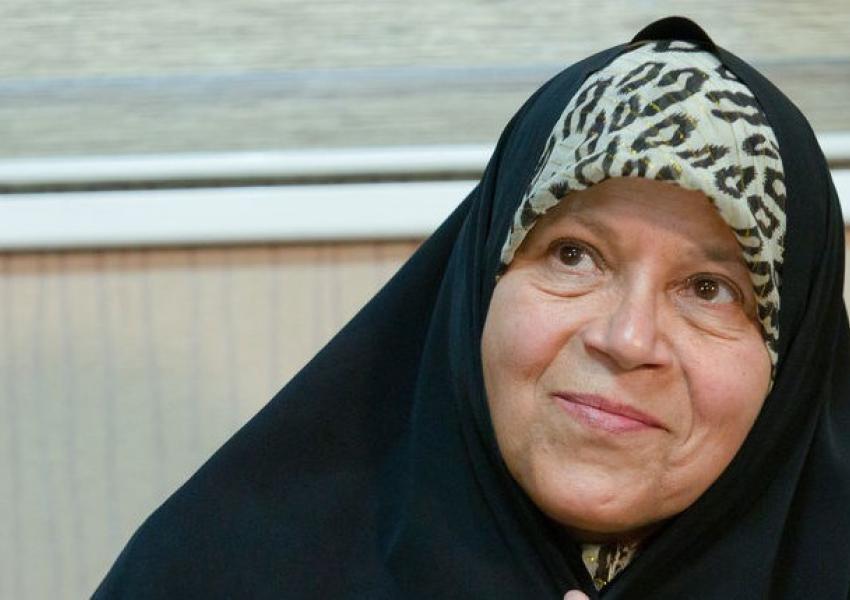 فائزه هاشمی: «هر ایرانی، یک پیکان» به «هر ایرانی یک پرونده قضایی» تبدیل شده است