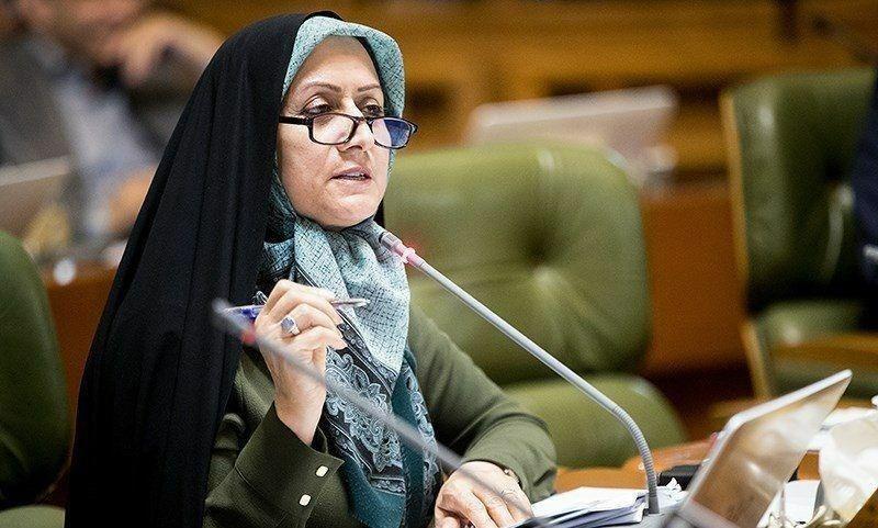 شهربانو امانی ، عضو شورای شهر تهران : طلبه های چینی که برای سال نو به چین رفته بودند ، این سوغات شوم ( کرونا ) را به ایران آوردند