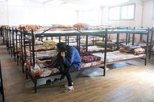 روایتی تلخ از یک شب زندگی در گرمخانه بانوان