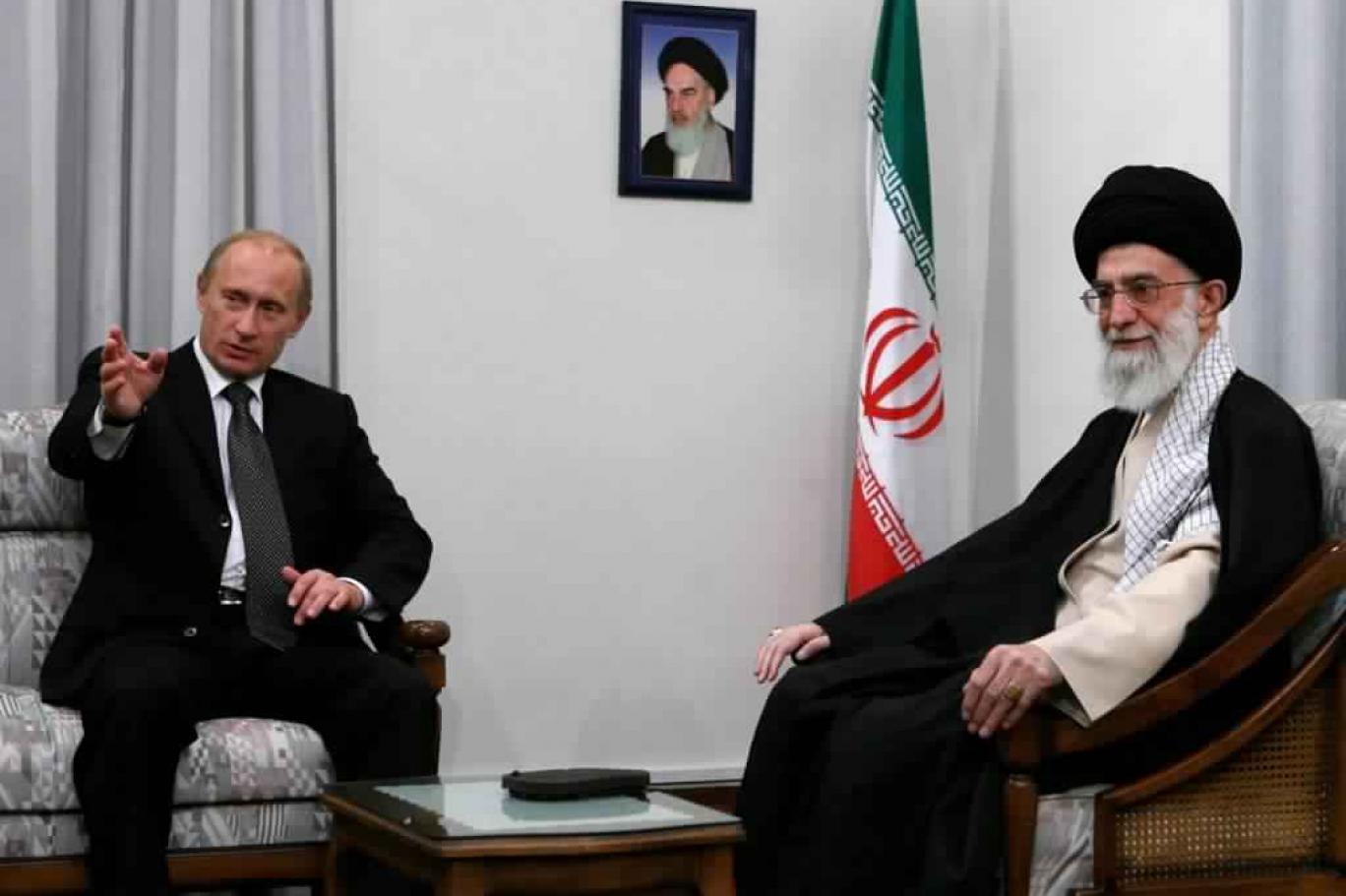 چگونه روسها از جمهوری اسلامی سوء استفاده میکنند