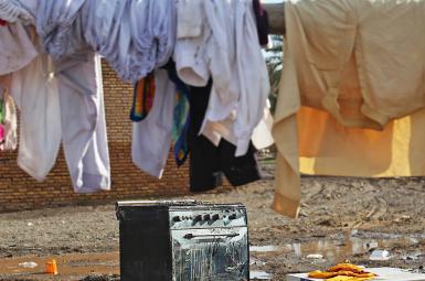 سیل ایران: مسدود شدن جادهها، قطعی برق و جان باختن تعدادی از عشایر