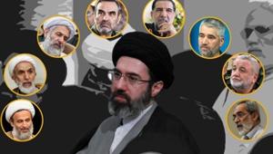 خامنهای و عصر پسا خامنهای، مجتبی احمدی