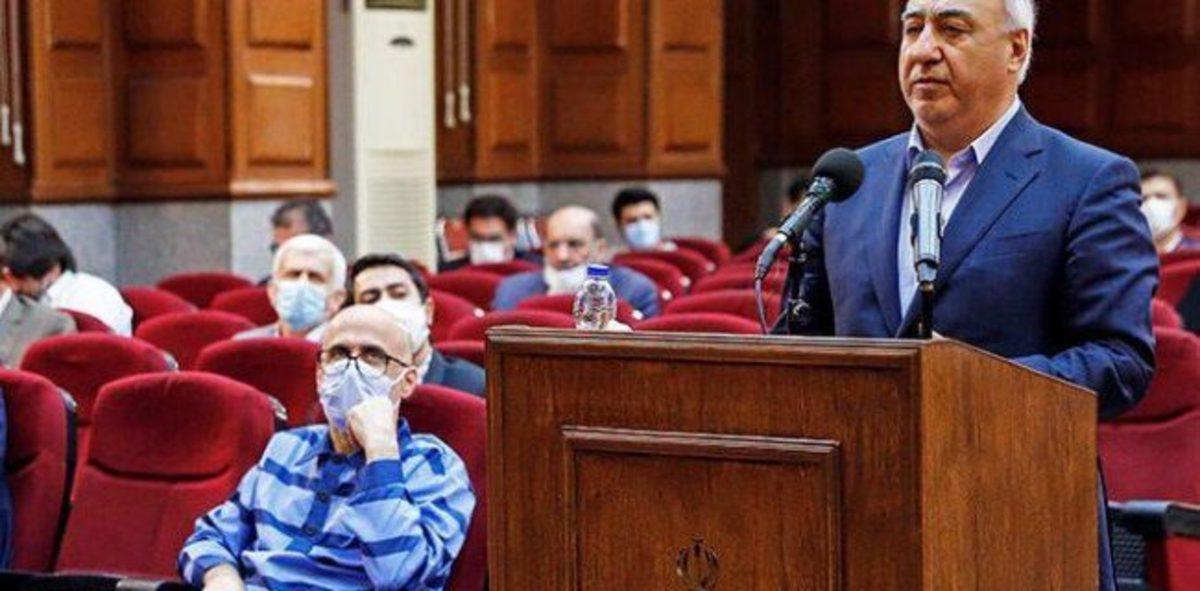 دانیالزاده در دادگاه طبری: در سال ۹۵ به حسین فریدون رشوه دادم