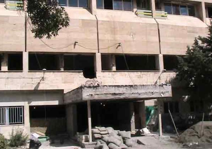 جمهوری اسلامی بیمارستان نمیسازد؛ بیمارستانهای فرسوده ایران آماده انفجارند