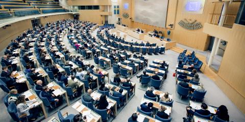 روزنامه حمهوری اسلامی : شرایط نماینده شدن در مجلس سوئد