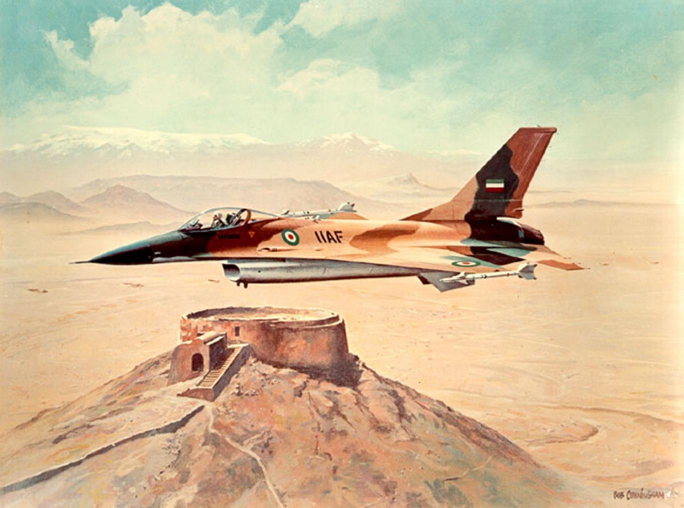 چگونه جمهوری اسلامی ایران تهاجم عراق به ایران را تسهیل کرد