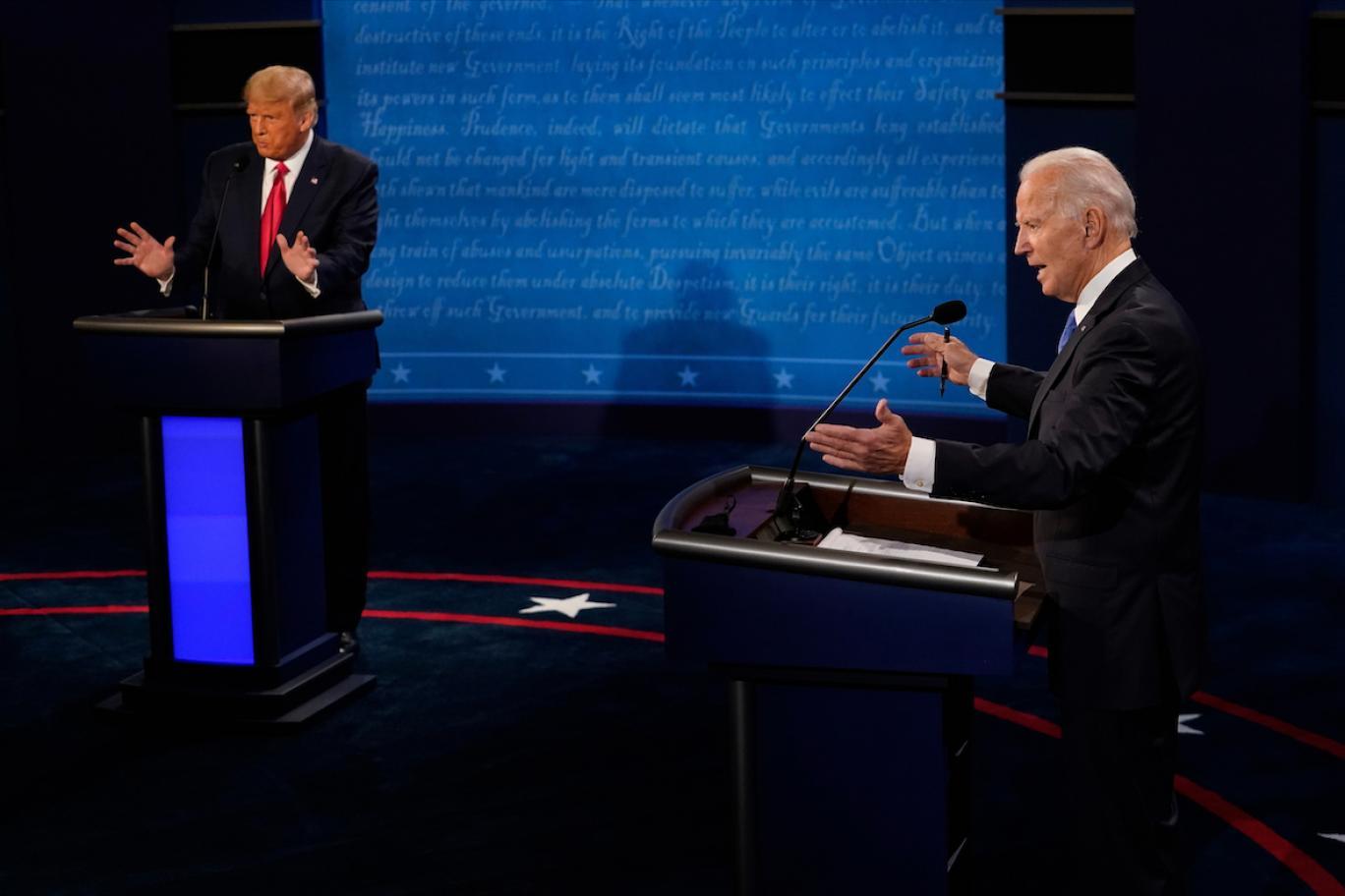 دو سناریوی غیرقابل پیشبینی: ایران و انتخابات آمریکا