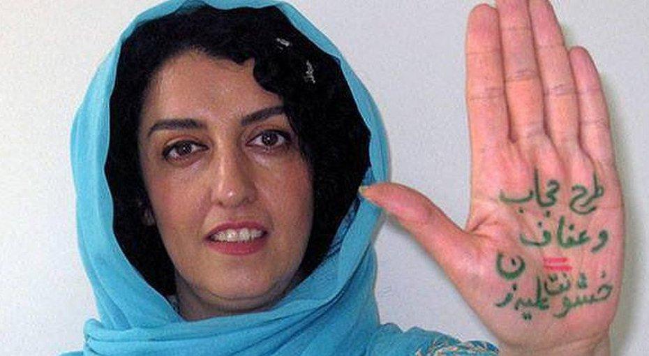 نرگس محمدی: زنانگیام را حفظ میکنم و به مبارزه ادامه میدهم