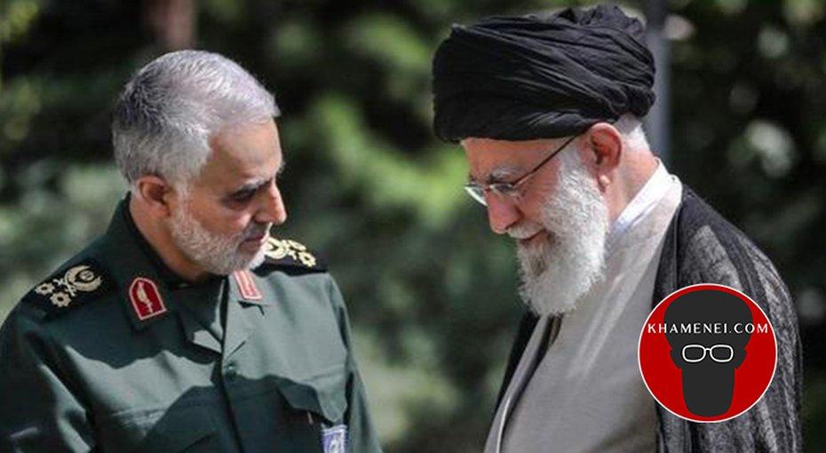 یک هفته با خامنهای؛ «خر قلعه حیوانات» و «سبک حاج قاسم»