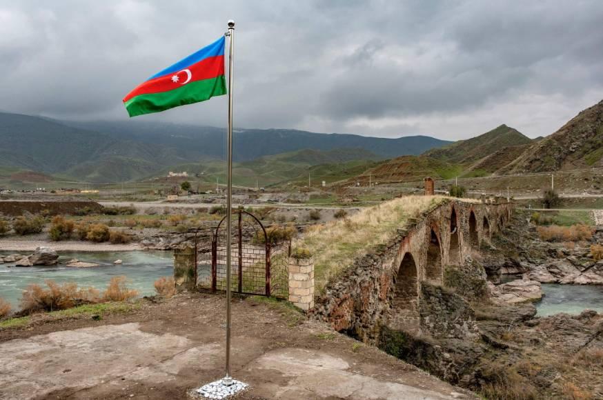اعزام نیروهای سپاه به رودخانهٔ ارس؛ قدرتنمایی ایران برای جمهوری آذربایجان