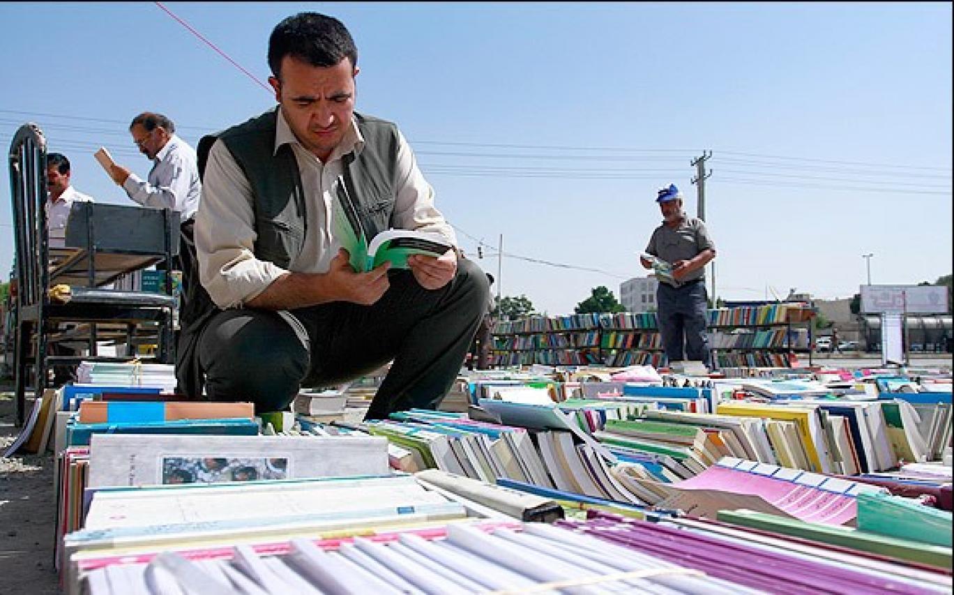 ورشکستگی بازار چاپ و نشر کتاب در ایران و رونق خریدوفروش دستدومها