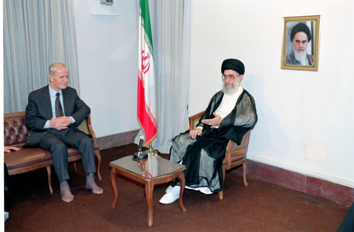 نیم قرن رابطه سران جمهوری اسلامی با شبهنظامیان خاورمیانه
