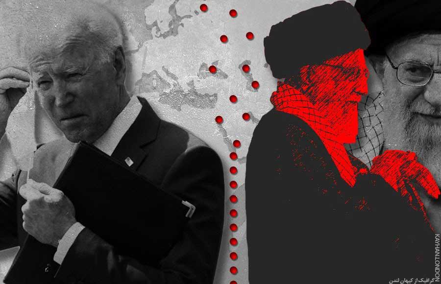 «آنچه بایدن میخواهد، از توانِ تهران خارج است! تا مردم دست به کار نشوند، هیچ تغییری در ایران نخواهیم دید!»
